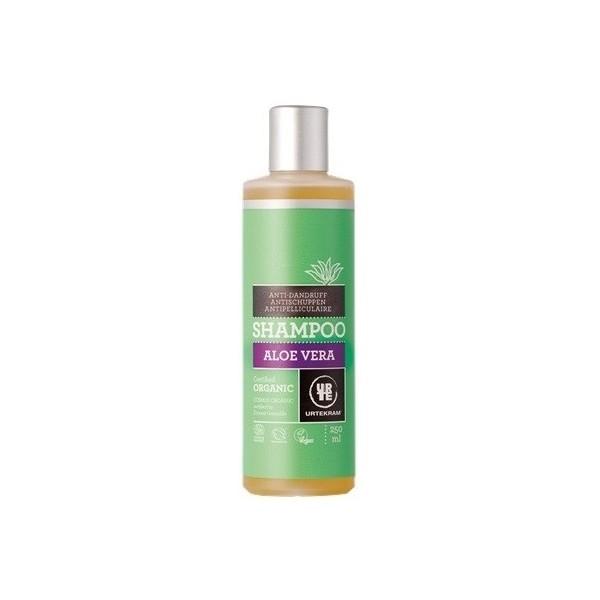 Urtekram Šampon s aloe vera proti lupům BIO