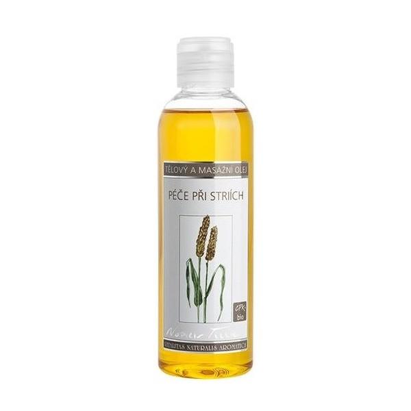 Nobilis Tilia Tělový a masážní olej péče při striích (200 ml)