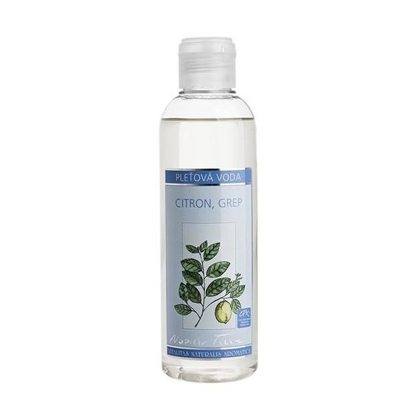 Nobilis Tilia Pleťová voda Citron-grep (200 ml)