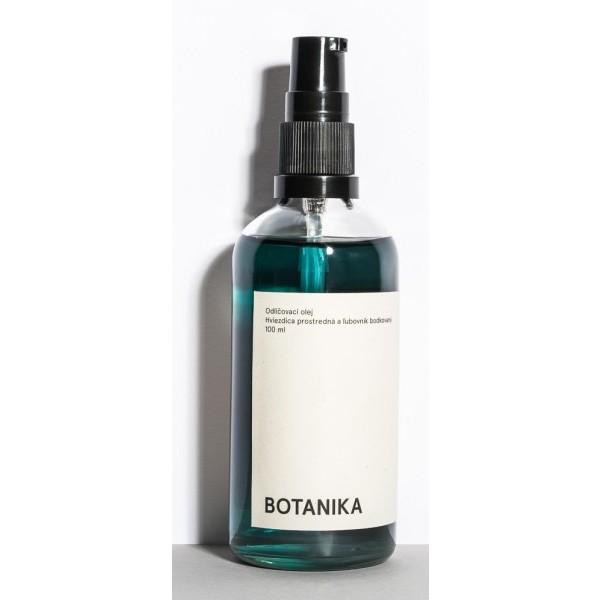 Mylo BOTANIKA, odličovací olej 100 ml