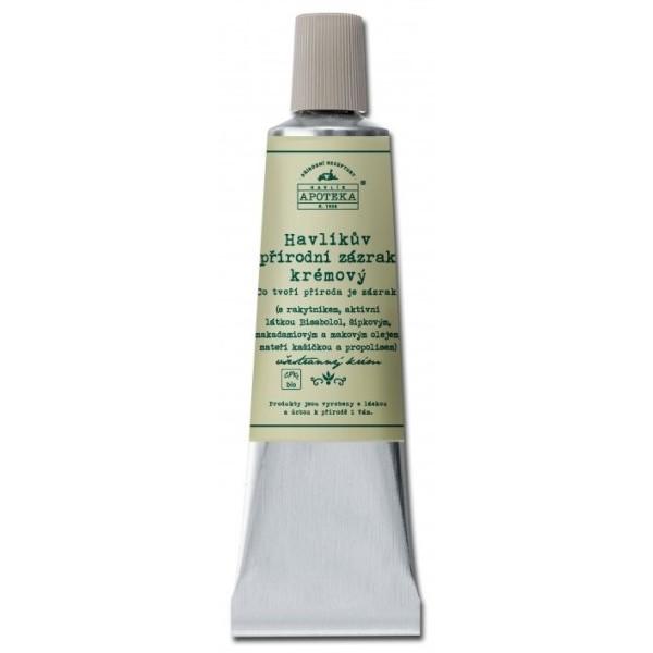 Havlíkova přírodní apotéka BIO Krémový Havlíkův přírodní zázrak (30 ml)