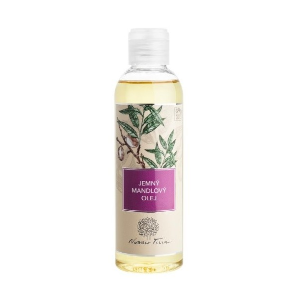 Nobilis Tilia Mandlový olej jemný (200 ml)