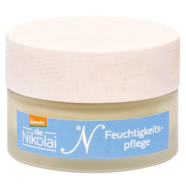 dieNikolai Hydratační pleťový krém Šafránové osvěžení 50 ml