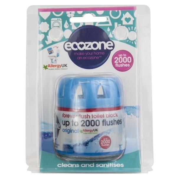 Ecozone Osvěžovač a čistič WC 95 g