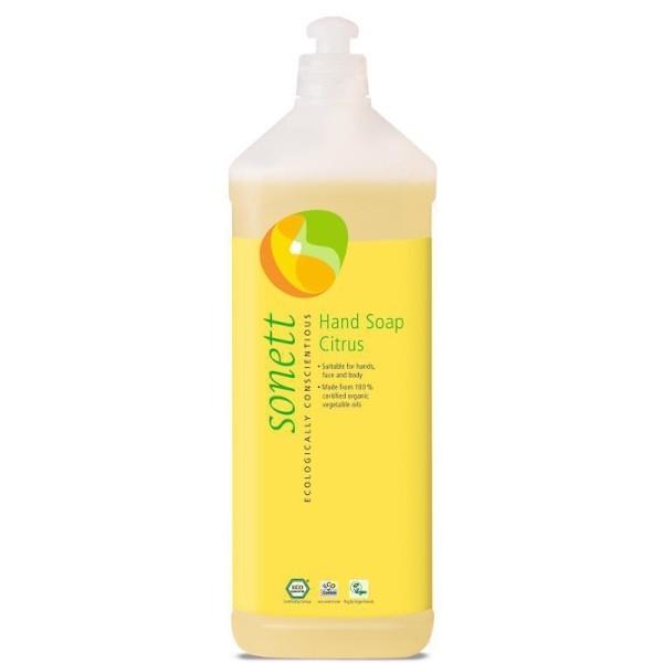 SONETT Tekuté mýdlo na ruce CITRUS