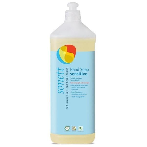 SONETT Tekuté mýdlo na ruce SENSITIVE
