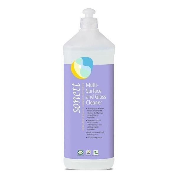 SONETT na čištění oken, skla a lesklých povrchů (náplň)