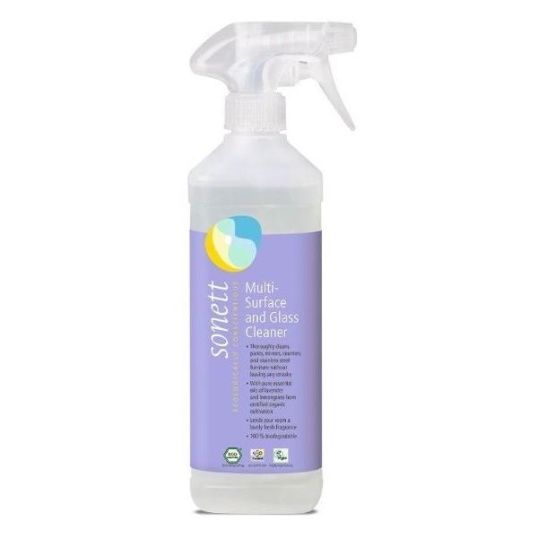 SONETT na čištění oken, skla a lesklých  povrchů (rozprašovač)