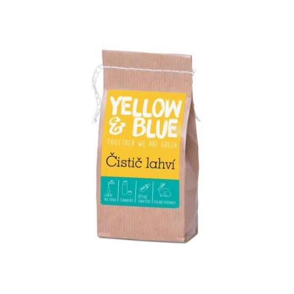 Yellow&Blue Čistič lahví (250 g)