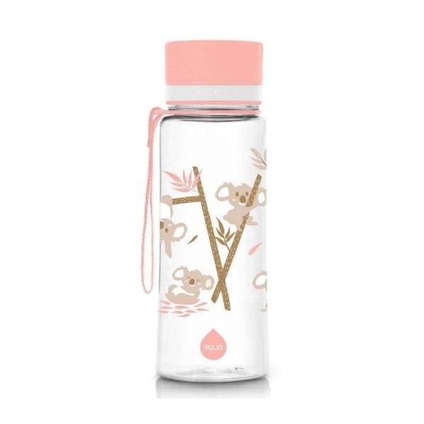 EQUA Plastová lahev na pití pro děti Illusion collection - Playground bez BPA