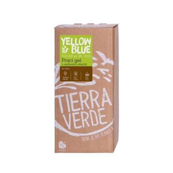 Yellow&Blue Prací gel vlna (bag-in-box 2l)