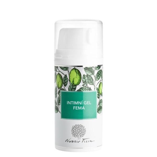 Nobilis Tilia Gel pro intimní hygienu Fema (100 ml)