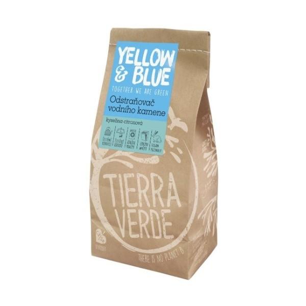 Yellow&Blue Odstraňovač vodního kamene - kyselina citronová (1 kg)