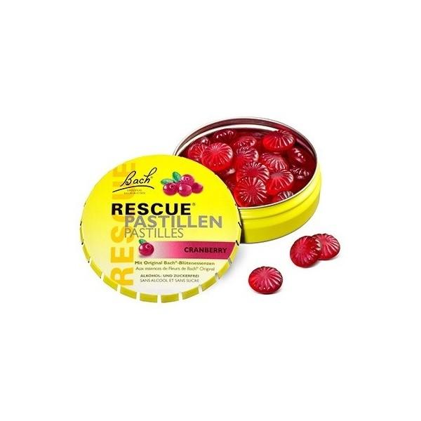 Dr. Bach Rescue® pastilky brusinka