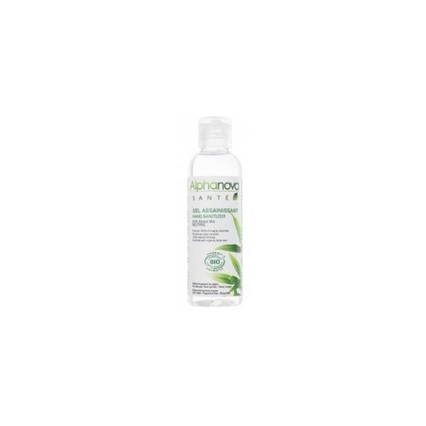 Alphanova Santé Antibakteriální gel na ruce BIO 100 ml