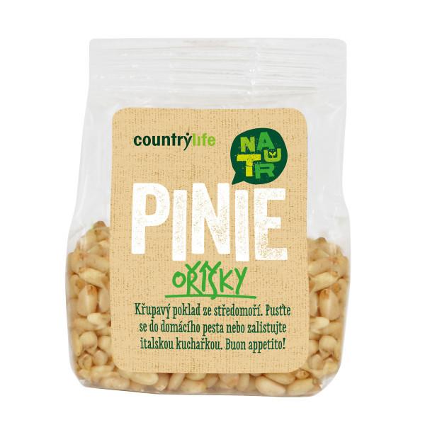 COUNTRYLIFE Piniové oříšky 50g