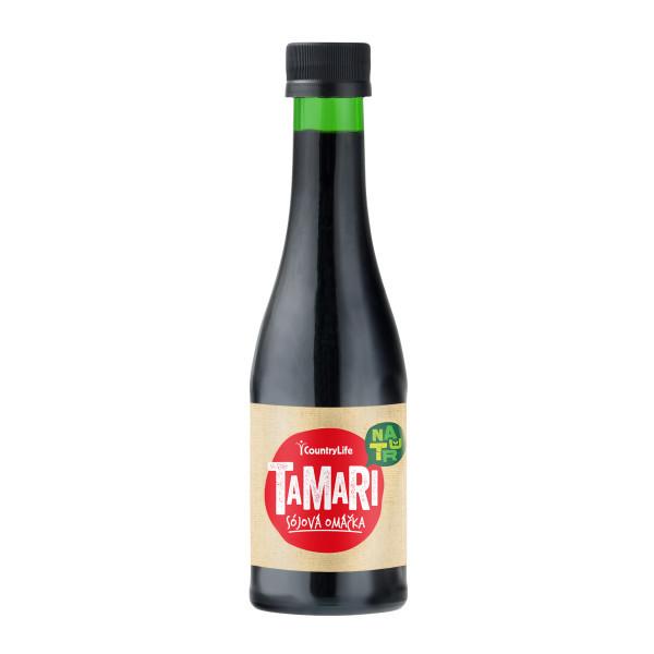 COUNTRYLIFE Tamari sójová omáčka