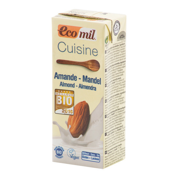 ECOMIL Mandlová alternativa smetany BIO