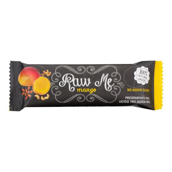 Tyčinka ovocná s příchutí manga  RAWME