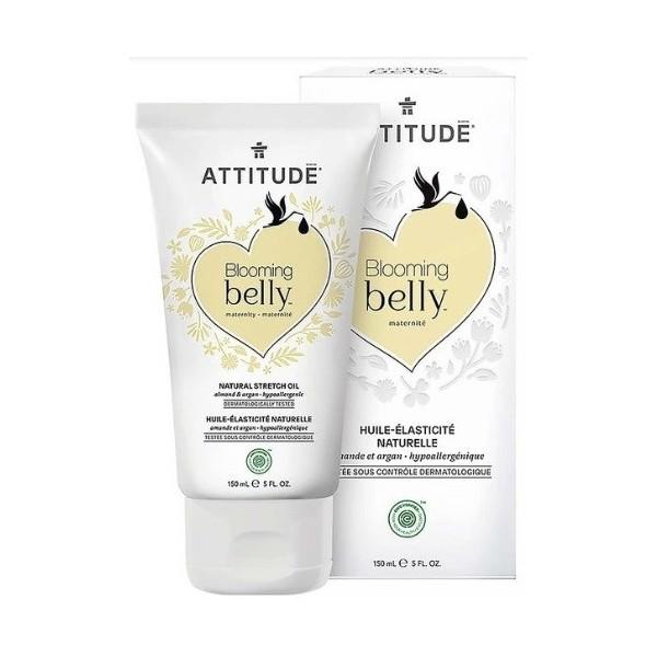 Attitude Přírodní olej Blooming Belly pro těhotné a po porodu - argan a mandle