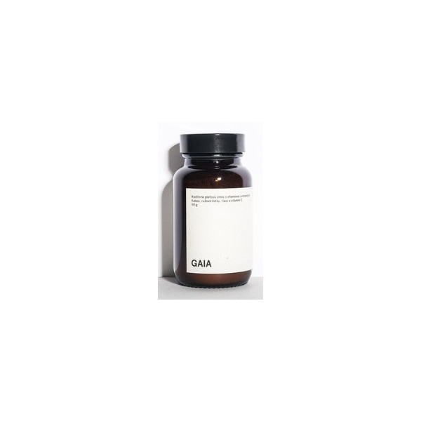 Mylo Gaia, rostlinná pleťová směs s vitamíny a minerály 2v1 50 g