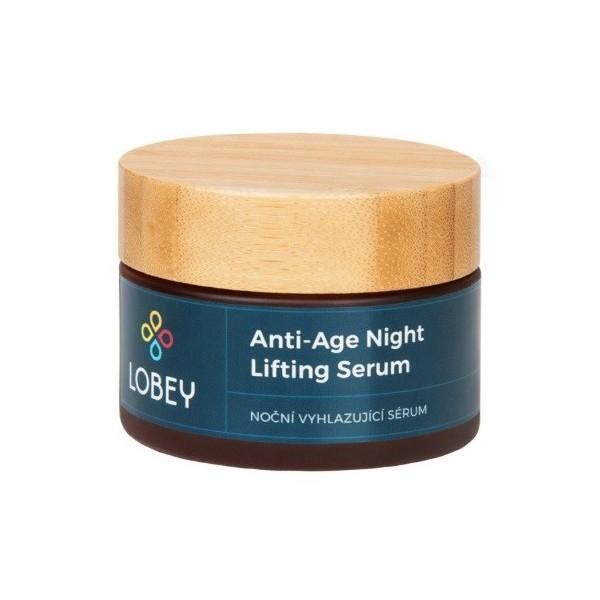 LOBEY Anti-Age night lifting sérum