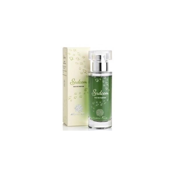 Nobilis Tilia Přírodní parfémová voda Srdcem (30 ml)