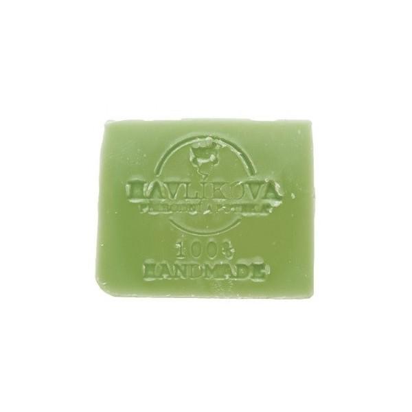 Havlíkova přírodní apotéka Olejové mýdlo pro náročný den Vavřín Kubébový (85 g)