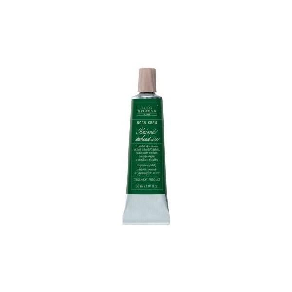 Havlíkova přírodní apotéka Krásná zahradnice - noční krém (30 ml)