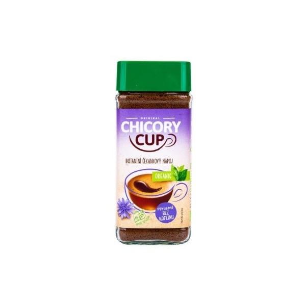GRANA Pražená kávovina z cikorky instantní bez lepku BIO