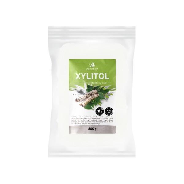 Allnature Xylitol - březový cukr