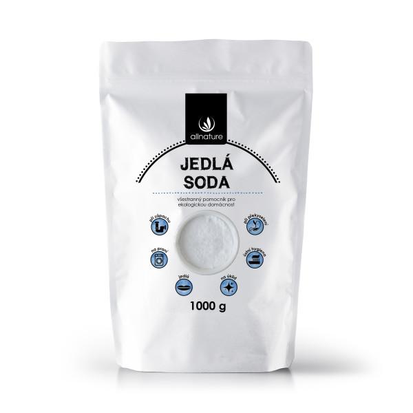 Allnature Jedlá soda