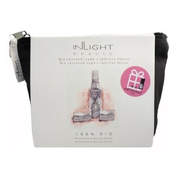 Inlight Bio cestovní sada v taštičce Deluxe