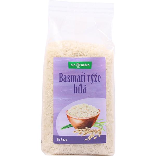 bio*nebio Rýže basmati bílá BIO