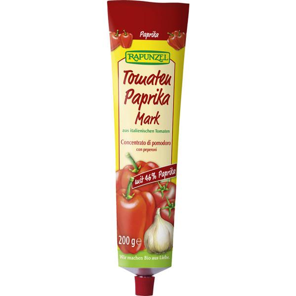 RAPUNZEL Bio rajčatovo-paprikový protlak