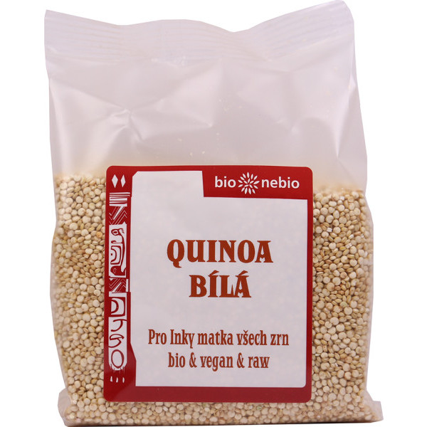 bio*nebio Quinoa bílá BIO