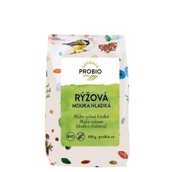 PROBIO Mouka rýžová hladká BIO