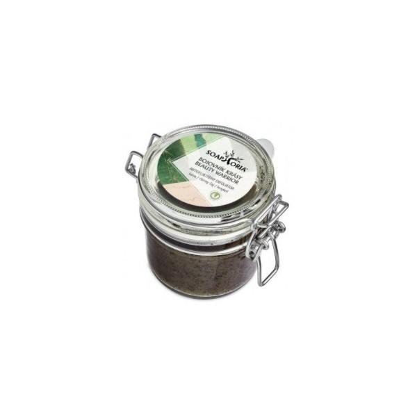 Soaphoria Přírodní tělový peeling Bojovník krásy (Kávička) 255 ml