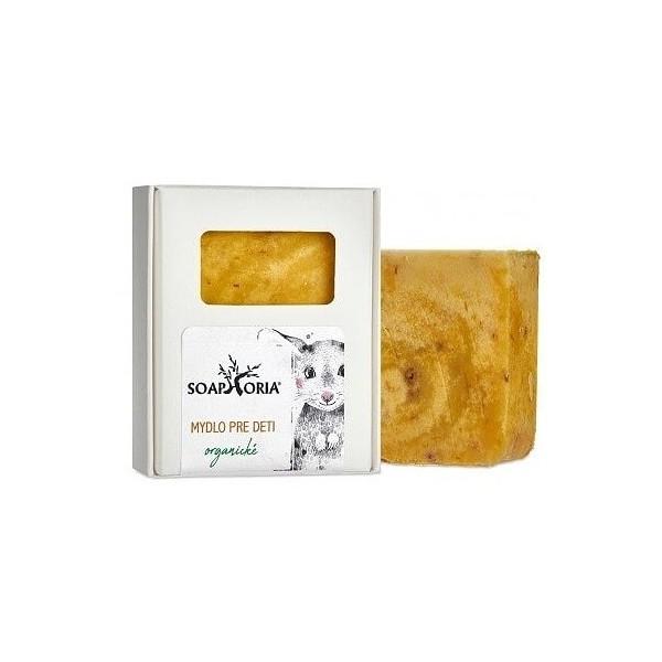 Soaphoria Organické mýdlo pro děti 115 g