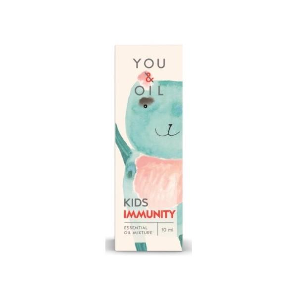 You & Oil Kids Směs esenciálních olejů pro děti Imunita 10 ml