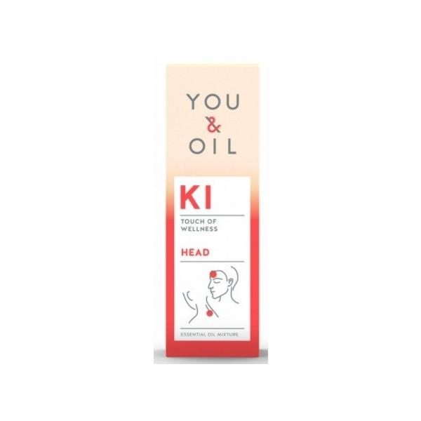 You & Oil KI Bioaktivní směs - Bolest hlavy
