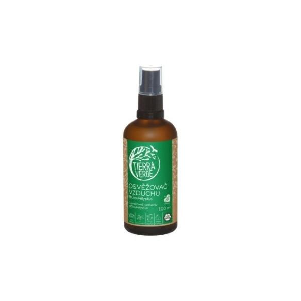 Tierra Verde Osvěžovač vzduchu BIO Eukalyptus (100 ml)