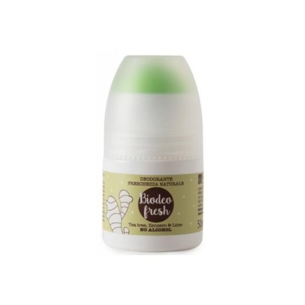 laSaponaria Deodorant roll-on osvěžující s citrónem BIO 50 ml