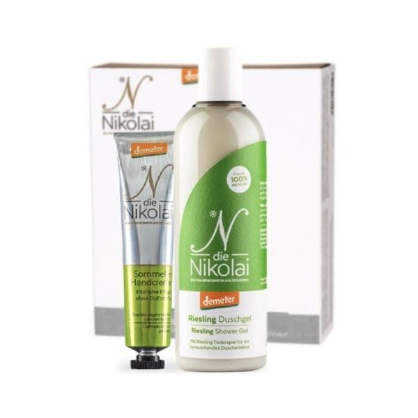 dieNikolai kosmetický balíček (Ne)vinná péče nejen pro muže 30 ml + 200 ml