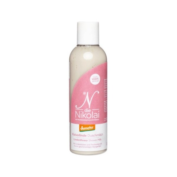 dieNikolai Lipový sprchový gel 200 ml