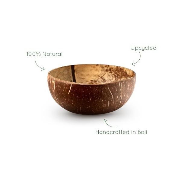 Bambaw Kokosová miska - leštěná