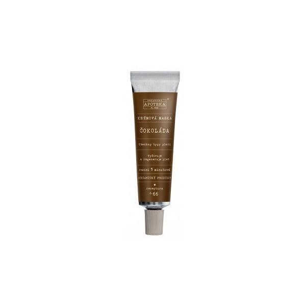 Havlíkova přírodní apotéka  Krémová maska Čokoláda (30 ml)