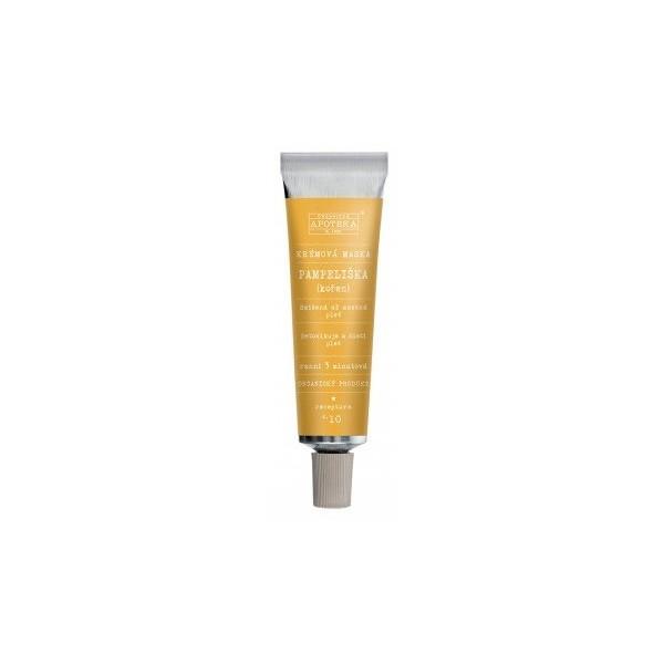 Havlíkova přírodní apotéka Krémová maska Pampeliška - kořen (30 ml)