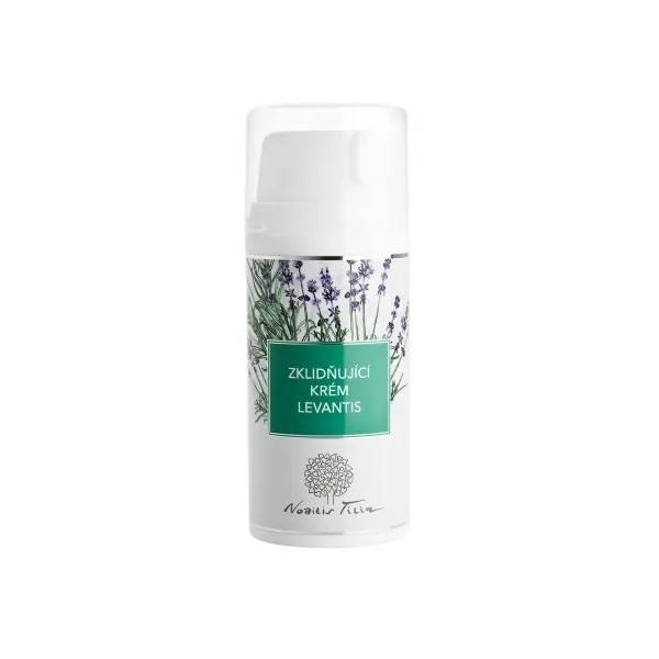 Nobilis Tilia Zklidňující gel Levantis (100 ml)