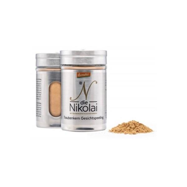 DieNikolai Přírodní pleťový peeling Něžné pohlazení 50 g